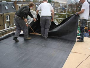 Czr Roofing Rubber Roofing