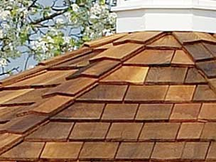 Czr roofing wood roofing for What type of wood is used for roofs